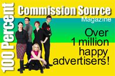 100 Percent Commission Source Magazine
