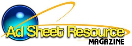 AdSheet Resource Magazine