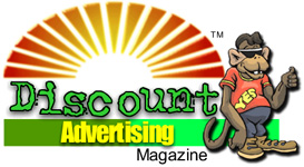 Discount Advertising Resource Magazine