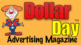Dollar Day Advertiser Magazine