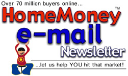 HomeMoney e-mail Newsletter