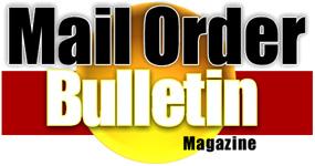 Mail Order Bulletin Magazine