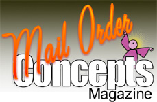 Mail Order Concepts Magazine
