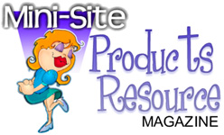 Mini-Site Products Resource