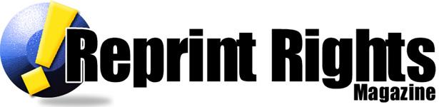 Reprint Rights Magazine