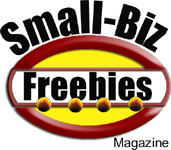 Small-Biz Freebies Magazine