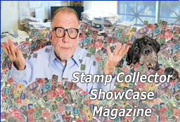 Stamp Collector ShowCase Magazine