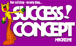 Success Concept Magazine