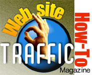 Website Traffic How-To Magazine